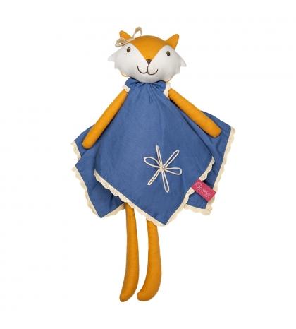 Bonikka Chi Chi ľanová bábika Luca líška