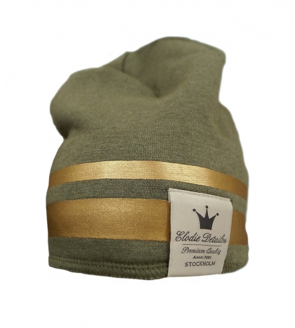 Čiapka Winter Beanie - Gilded Green Elodie Details