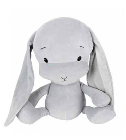 Effiki Effik Bunny by M. Socha veľkosť M - šedá + bodky