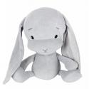 EffikiEffik Bunny by M. Socha veľkosť M - šedá + bodky