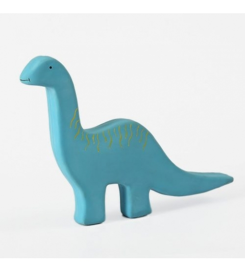 Tikiri Baby dinosaurus z prírodnej gumy brachi