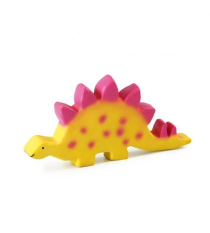 Tikiri Baby dinosaurus z prírodnej gumy stego