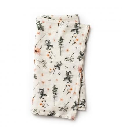 Elodie Details mušelínová deka Meadow Blossom