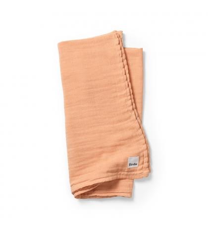 Elodie Details mušelínová deka Amber Apricot