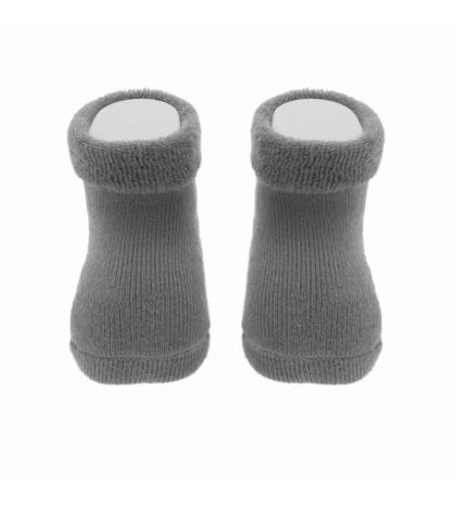 Detské ponožky 15/16 sivé CAMBRASS