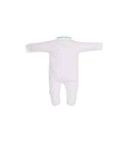 Dojčenský overal veľkosť 68 zelený 676 Cambrass
