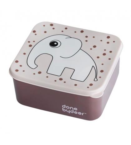 desiatový box done by deer elphee ružový