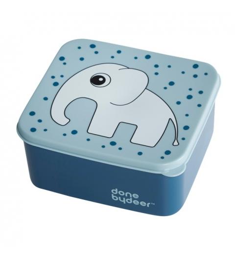 desiatový box done by deer elphee modrý
