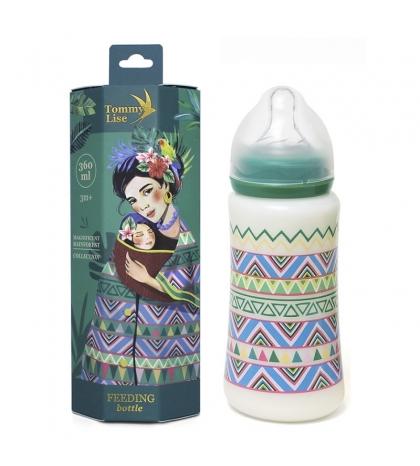 Tommy LiseDojčenská fľaša 360ml Ethnic Festive