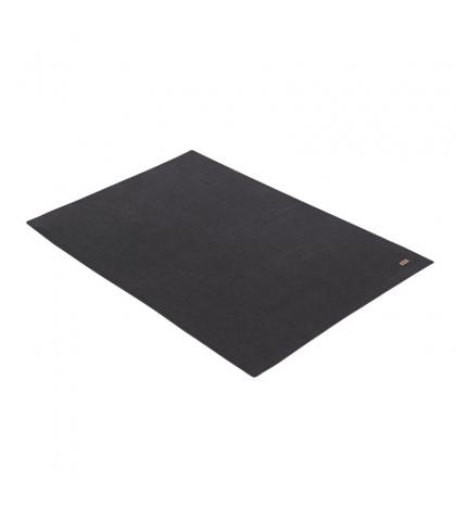 Bavlnená detská deka BASIC tm.sivá 80x100 cm Cambrass