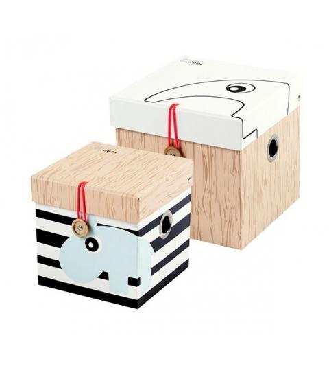 úložný box 2 ks malý