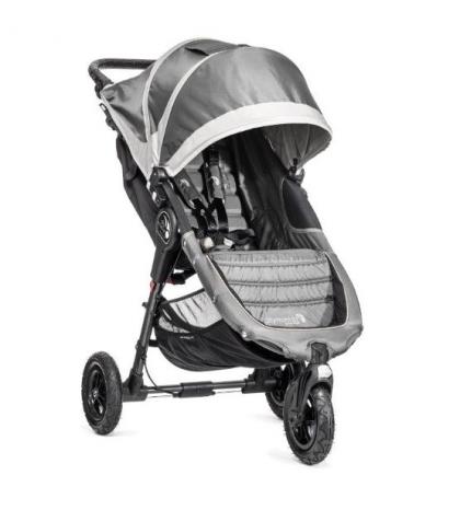 Baby Jogger CITY MINI GT STEEL/GRAY ( sivý)