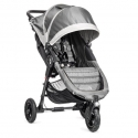 Baby Jogger CITY MINI GT STEEL/GRAY ( sivý)