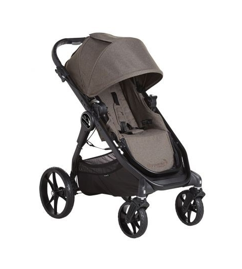 CITY PREMIER - TAUPE (hnedý) Baby jogger