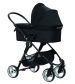 CITY MINI 4 KOLESÁ - baby jogger BLACK