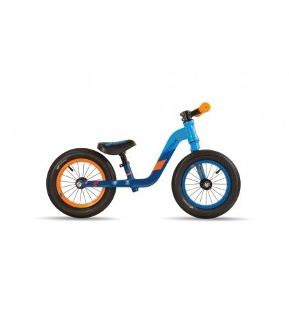 S'COOL Detské odrážadlo pedeX 1 modro/oranžové