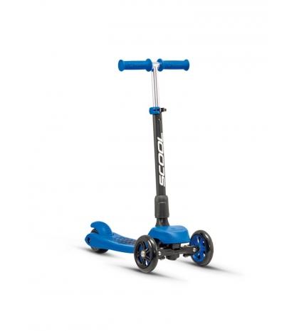 S'COOL Detská kolobežka flaX mini modrá