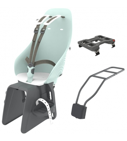 Urban Iki Urban Iki Zadná sedačka na bicykel s adaptérom a nosičom na sedlovku SET