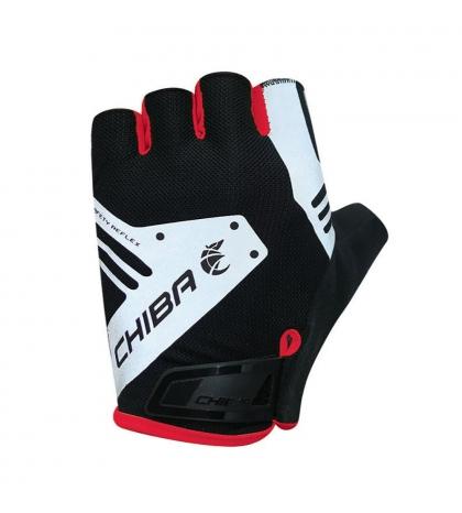 Chiba Cyklistické rukavice pre dospelých Air Plus Reflex