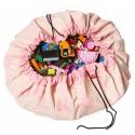 Play and go Vak na hračky - ružový slon