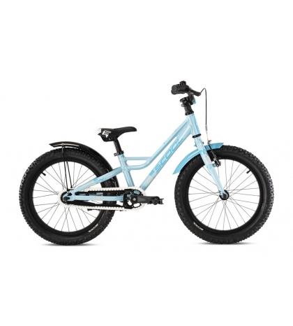 S'COOL S'COOL Detský bicykel faXe 18 svetlomodrý (od 110 cm)