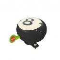 Melon Melon Fresh Bell 8 Ball Zvonček