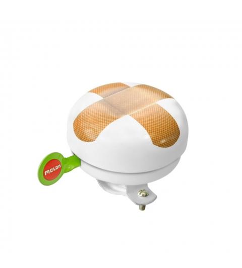 Melon Melon Fresh Bell Plastered White Zvonček