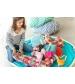 Play&Go 2v1 hracia deka / vak na hračky CLASSIC červený