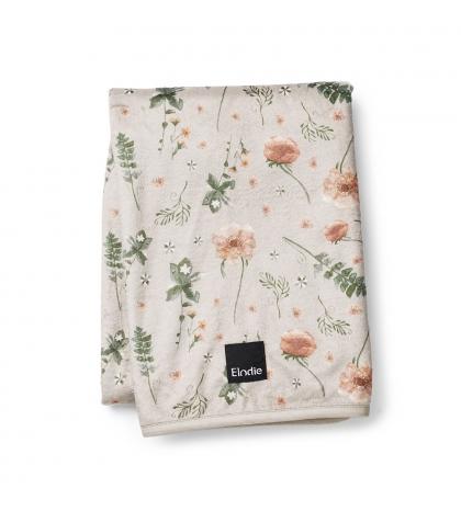 Zamatová deka - Meadow Blossom - Elodie