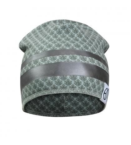 Zimná čiapka - Turquoise Nouveau 0-6 m Elodie