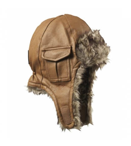 Elodie Details Čiapka - Chesnut Leather