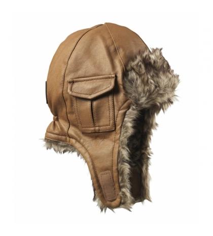 Čiapka Cap - Chestnut Leather Elodie Details