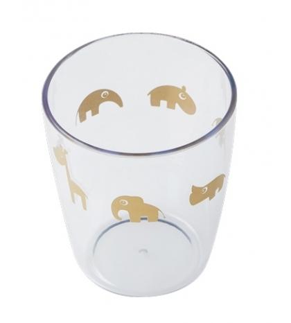 yummy mini pohárik DONE BY DEER zlatý