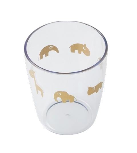 Done by Deer yummy mini pohárik zlatý