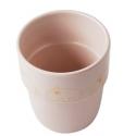 pohárik contour yummy mug Done by Deer zlato/ružový