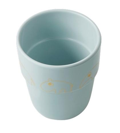 pohárik contour yummy mug Done by Deer zlato/morý