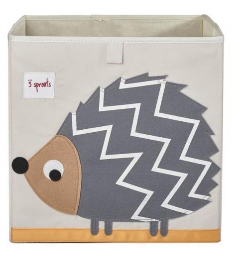 3 Sprouts Storage Box - Úložný box ježko