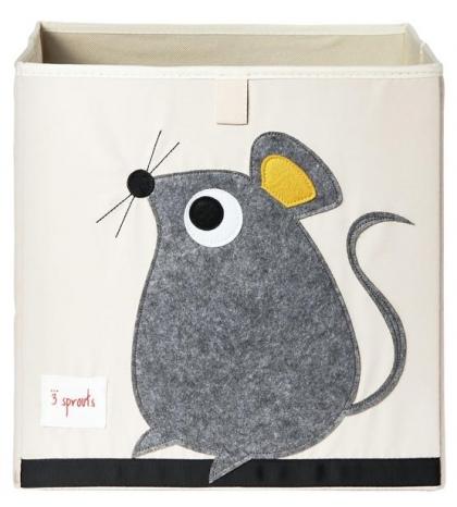 3 Sprouts Storage Box - Úložný box myš