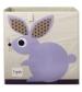 3 Sprouts Storage Box - Úložný box zajac