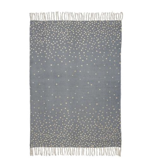 koberec Done by  Deer 90x120 cm sivý