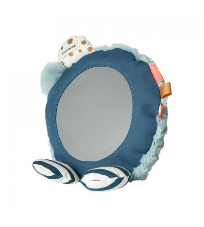 zrkadlo na podlahu Done by Deer modré