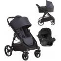 Baby Jogger 3 kombinácia city premier GRANITE (tm.šedá)