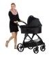 Vanička  DELUXE Baby Jogger TEAL