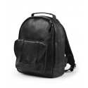 Back Pack MINI ruksak Black Leather  Elodie Details