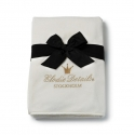 Sametová deka Vanilla White Elodie Details