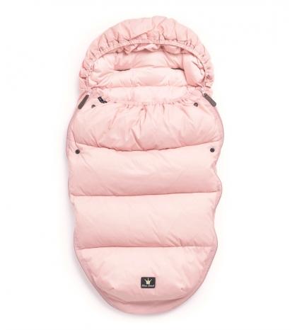 Luxusný páperový fusak  Powder Pink Elodie Details