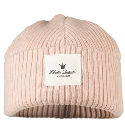 Elodie Details Vlnená čiapka Powder Pink