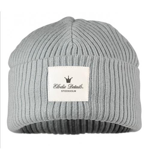 Vlnená čiapka - Wool cap -Mineral Green   Elodie Details