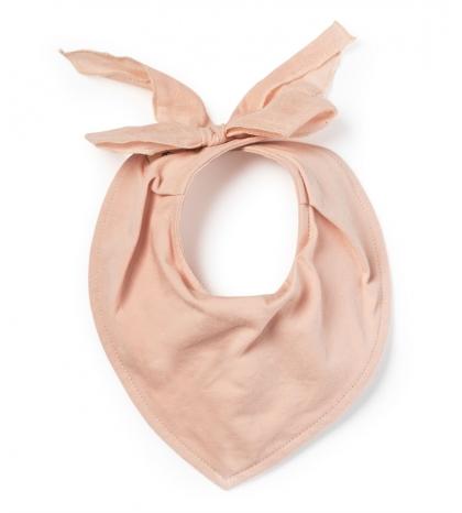 slintáčik Dry Bibs Powder Pink Elodie Details