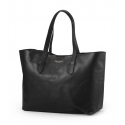 Elodie Details Diaper Bag Black Leather